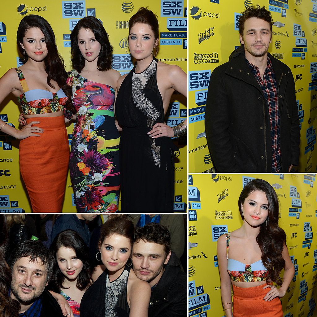 Selena Gomez and the Spring Breakers Cast Heat Up SXSW