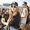 Celebrity Pictures at Future Music Festival Sydney 2013