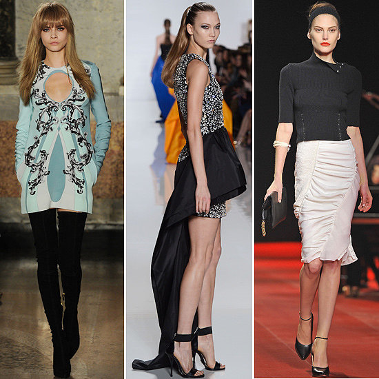 Cara, Karlie & Catherine: The Girls Who Owned Fashion Month