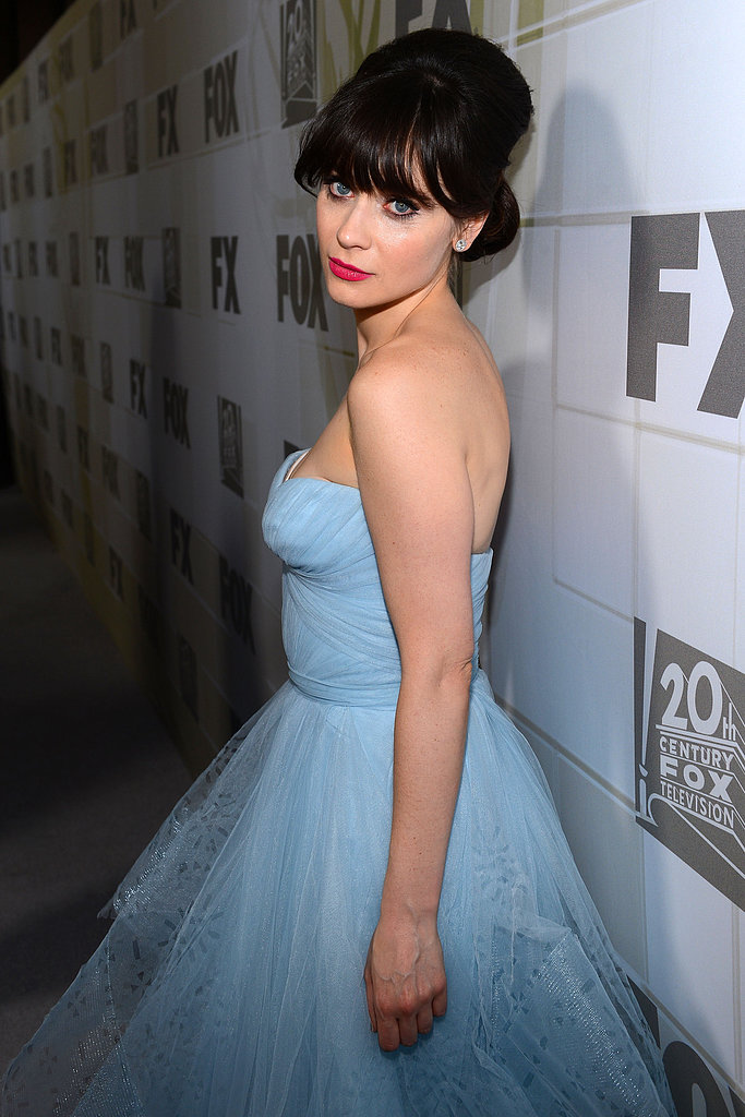 Zooey Deschanel of She & Him