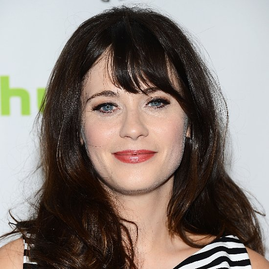 Zooey Deschanel at PaleyFest 2013