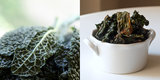 Maple Bacon Kale Chips: For the Carnivorous Set