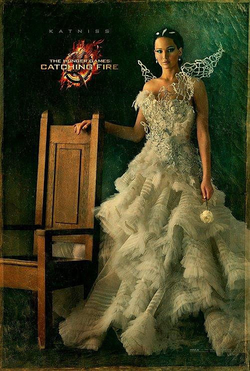 See All the Hunger Games Stars in Official Catching Fire Portraits