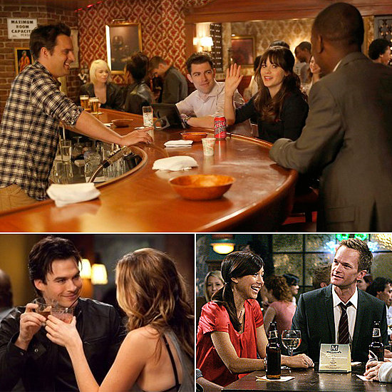 10 TV Bars I'd Like to Frequent For St. Patrick's Day