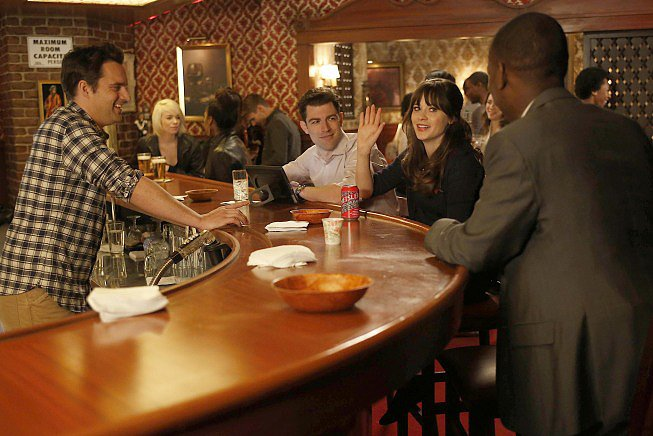 Nick's Bar on New Girl