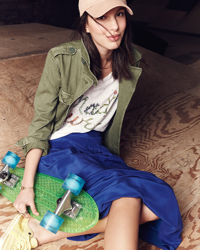Ruby Aldridge for Madewell