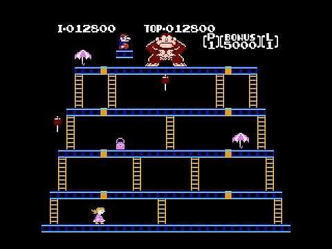 Dad Hacks Donkey Kong to Make Daughter Hero