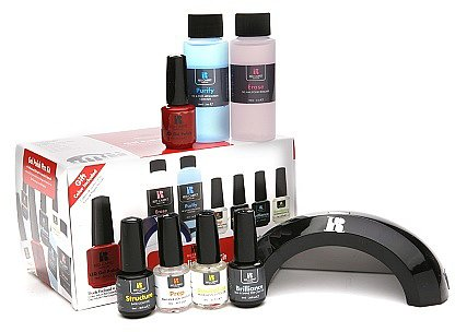 Red Carpet Manicure Gel Polish Pro Kit