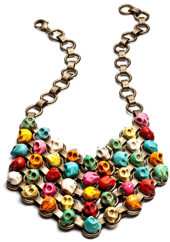 Colored Skull Jewelry
