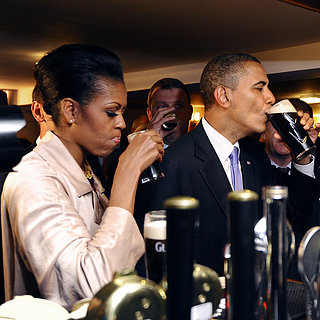 Politicians Drinking Beer