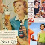 Cheers! A Look Back at Beer Advertising For Women