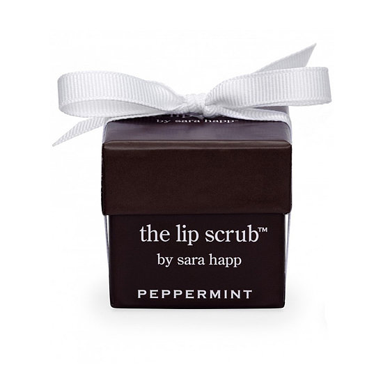 If your lips are chapped or peeling, reach for Sara Happ's Lip Scrub ($24) for relief. This jojoba seed oil-rich scrub comes in many different flavors, but each will slough away the roughness, leaving supple skin behind.
