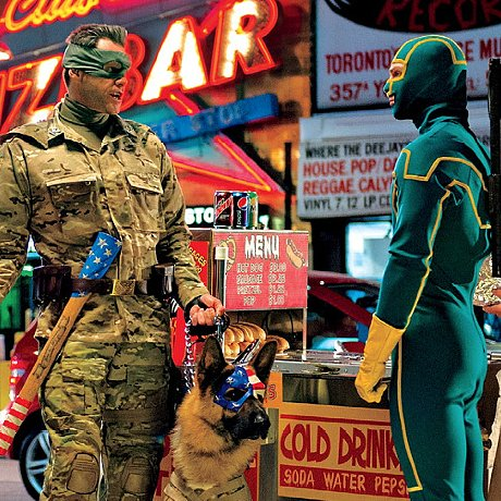 Kick-Ass 2 Red Band Trailer