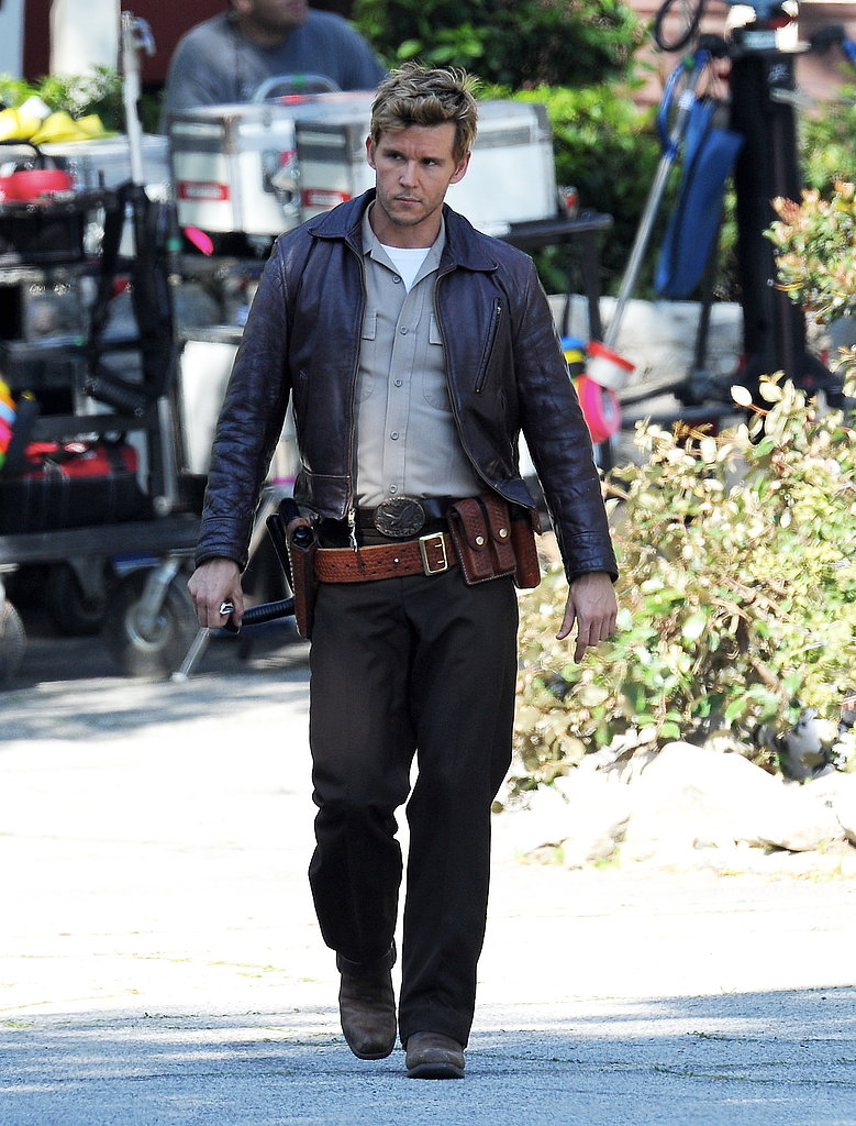 Ryan Kwanten Gets to Work With True Blood's Newest Bad Guy
