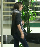Miranda Kerr Sports a Neck Brace Following a Reported Car Crash