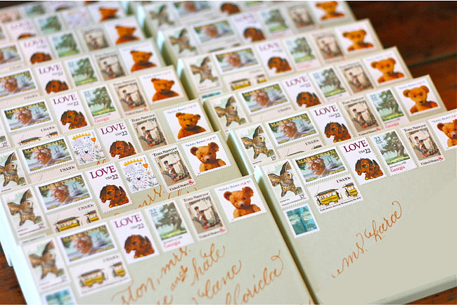 Sweet Stamps