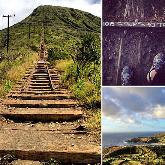 Hike the Koko Crater Railway Trail