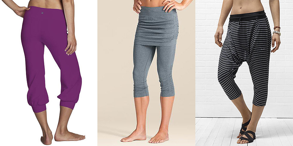 Beyond Basics: 14 Workout Pant Styles