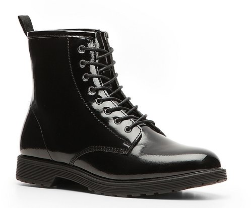 Crown Vintage Macho Combat Bootie