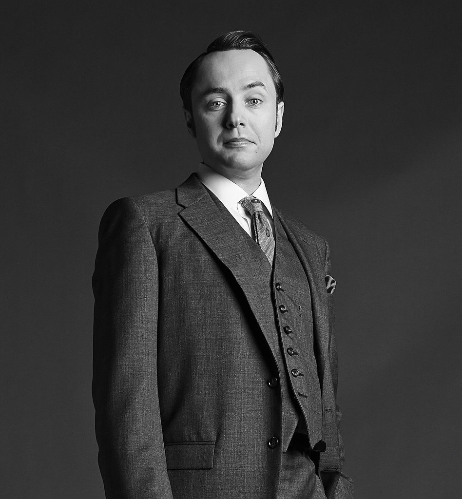 Vincent Kartheiser on Mad Men.