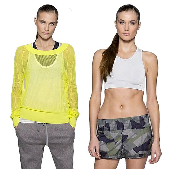 Theory Debuts Activewear!