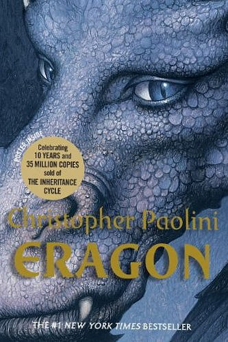 The Inheritance Cycle series (Christopher Paolini)