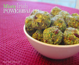 Minty Irish Powerballs
