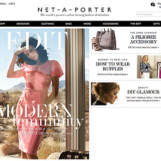Net-A-Porter Beauty Launch