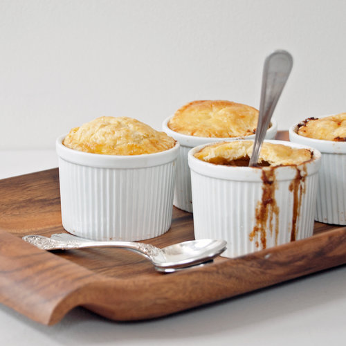Guinness Beef Pot Pies