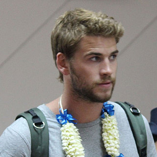 Liam Hemsworth in Manila | Pictures