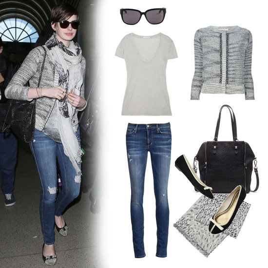 Share This Link Anne Hathaway Casual Style