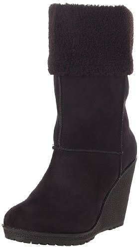 Sbicca Women's Coolidge Wedge Boot