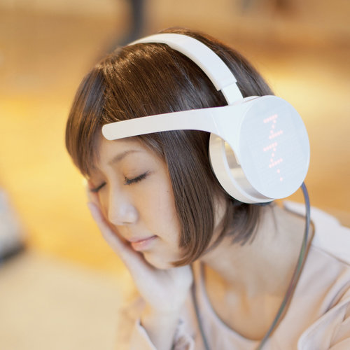 Brain Wave Sensing Headphones