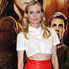 Diane Kruger Nails the Crop Top Look on The Host Press Tour