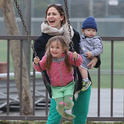 Celebrity Family Pictures Week of March 18, 2013