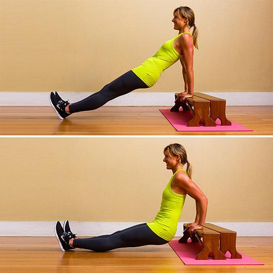 Circuit Two: Triceps Dips
