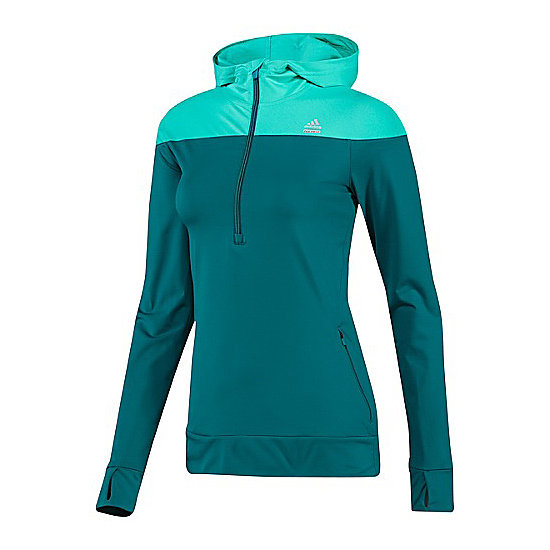 Chiming in on Spring's colorblock trend, the Techfit Knit Woven Half-Zip Hoodie ($48, originally $60) offers sweat protection and is designed to give key muscle groups comfort and support. We love its zip-close pockets and thumb hole details.
