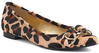 Kate Spade - Eryn - Leopard Printed Haircalf  Flat
