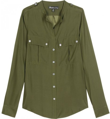 Elizabeth and James EXPLORER MILITARY SHIRT