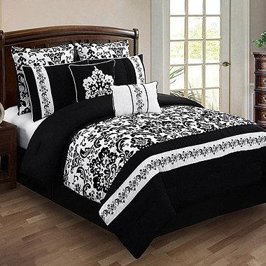 Alisia 8-Piece Comforter Set