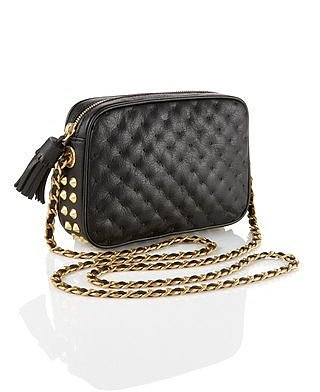 Rebecca Minkoff Quilted Flirty Chain-Strap Bag (CUSP Most Loved!)