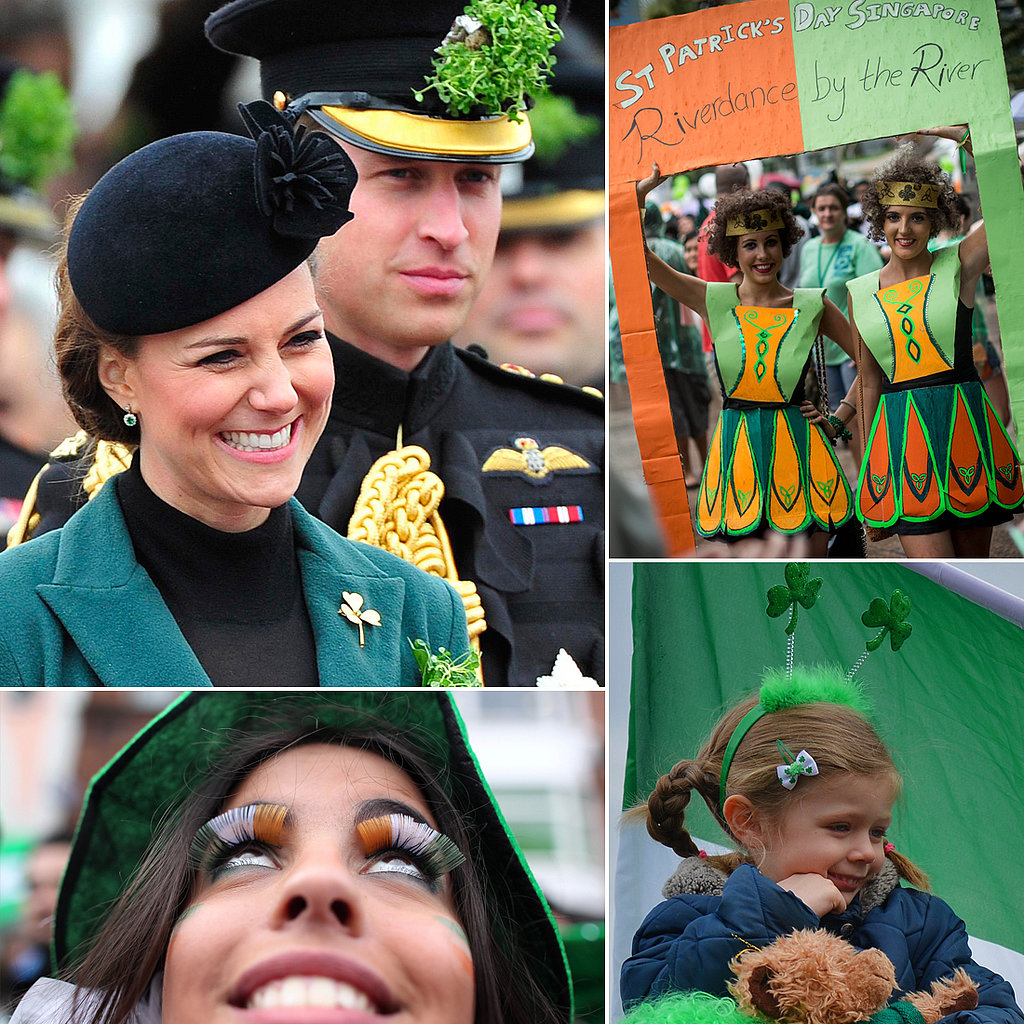 The World Parties on St. Paddy's Weekend