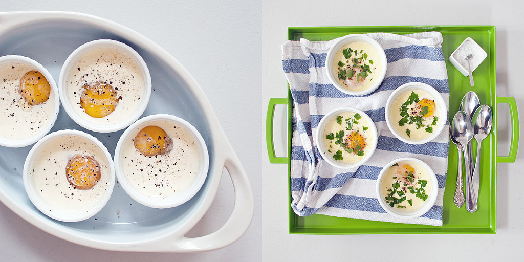 Ultra-Simple, Elegant Brunch Star: Oeufs en Cocotte
