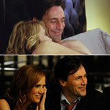 Jon Hamm and Kristen Wiig
