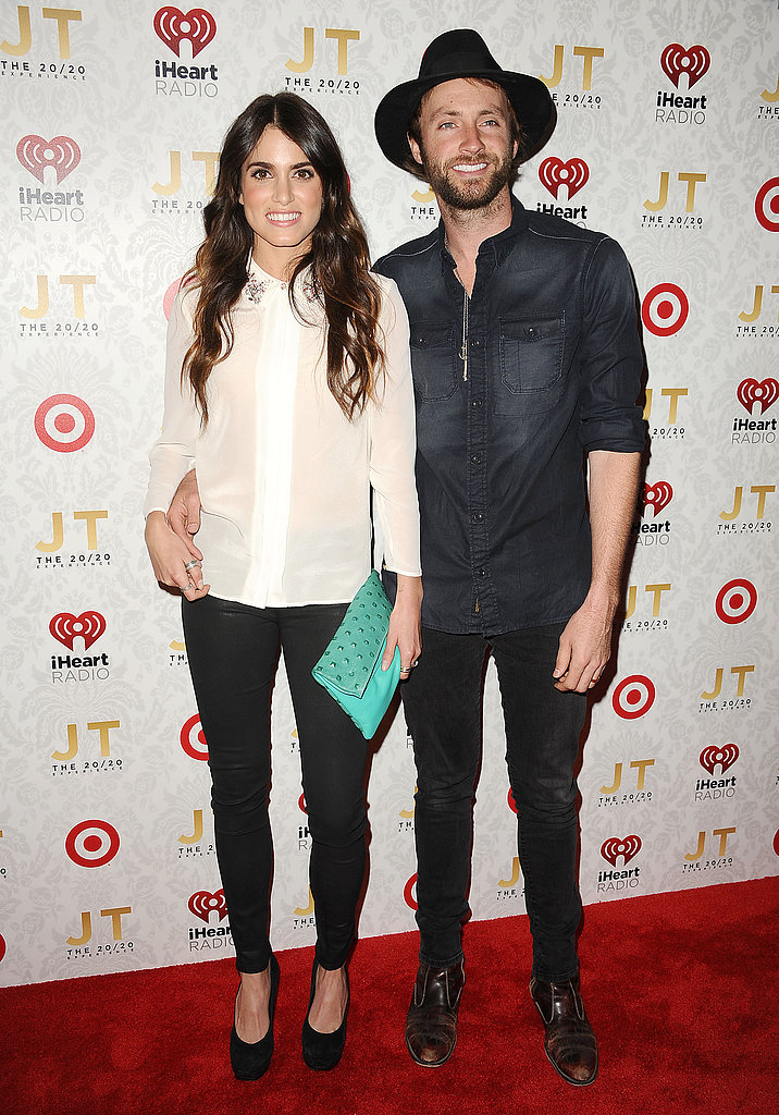 Nikki Reed and Paul McDonald walked the red carpet.