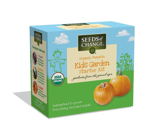 Seeds of Change Kids Garden Starter Kit