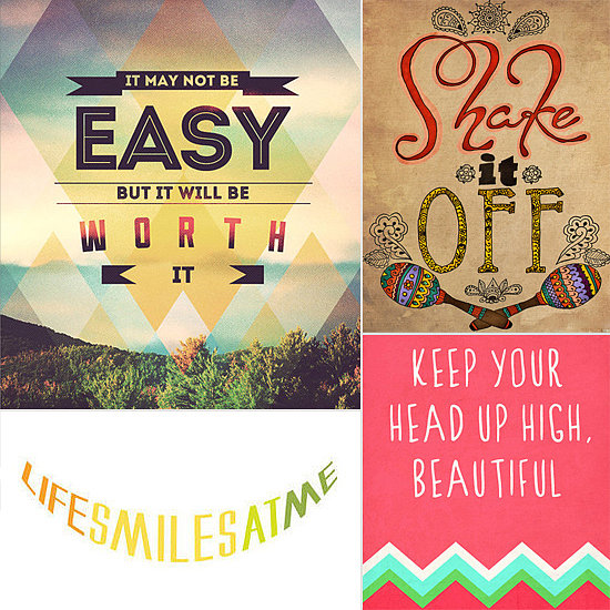 Wise Words: 40 Pretty Prints to Put a Spring in Your Step