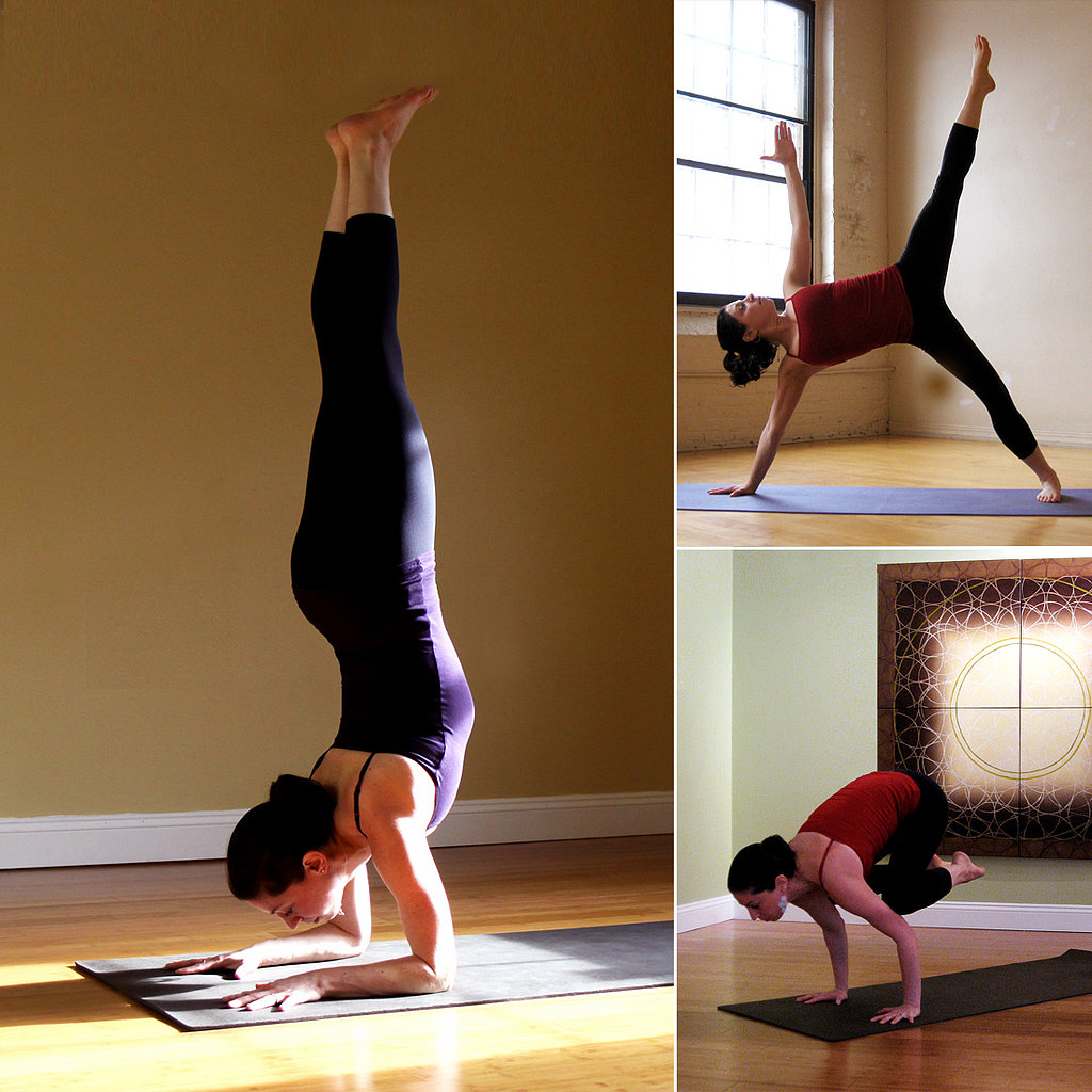 5 Challenging Yoga Poses That Benefit From a Strong Core