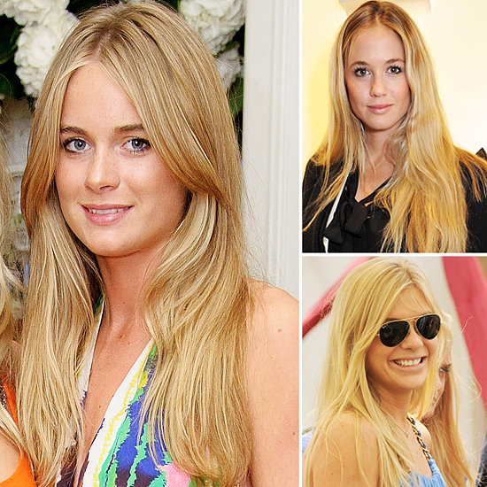 Prince Harry Loves His Ladies With Long Blonde Hair