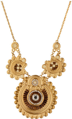 Ladies 70&#039;s Statement Necklace